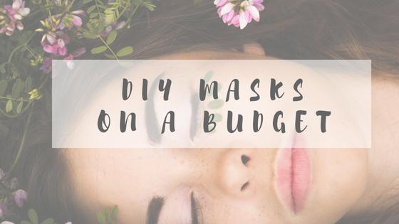 Skincare Masks on A Budget