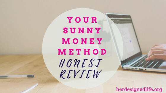 Your Sunny Money Method