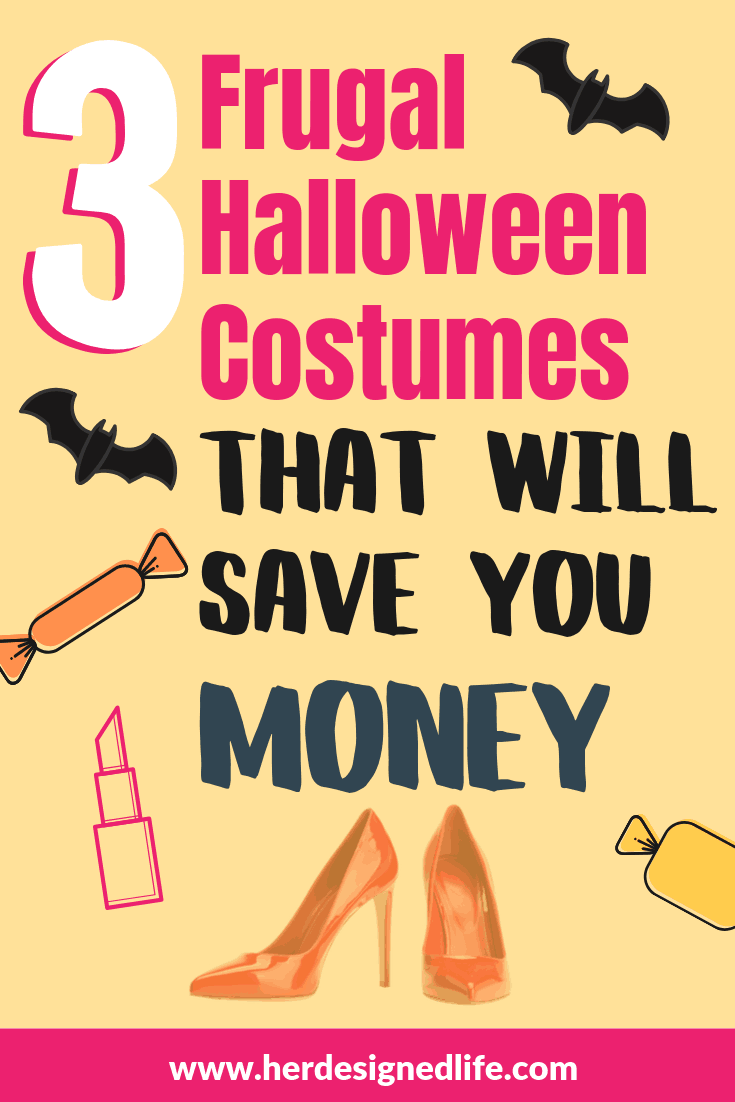 3 Frugal Halloween Costumes That Will Save You Money