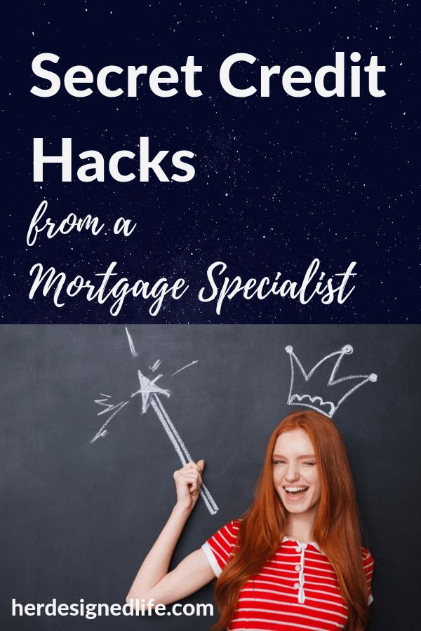 secret credit hacks