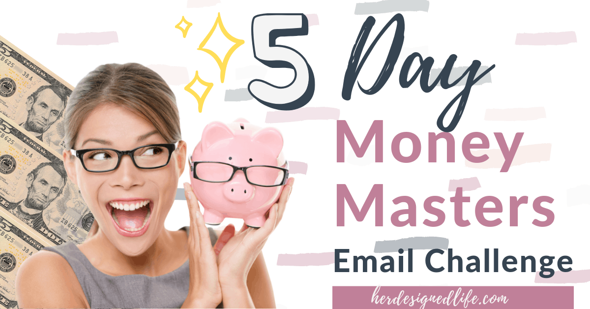 5 Day Money Master's Email Challenge
