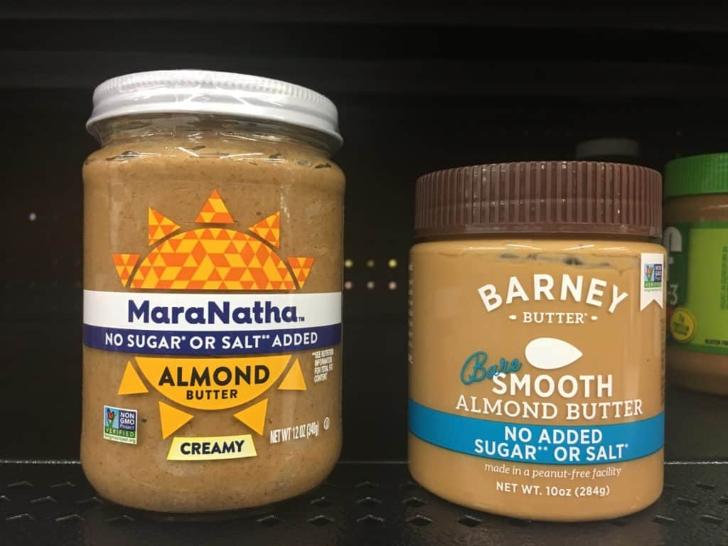 Keto Almond Butter