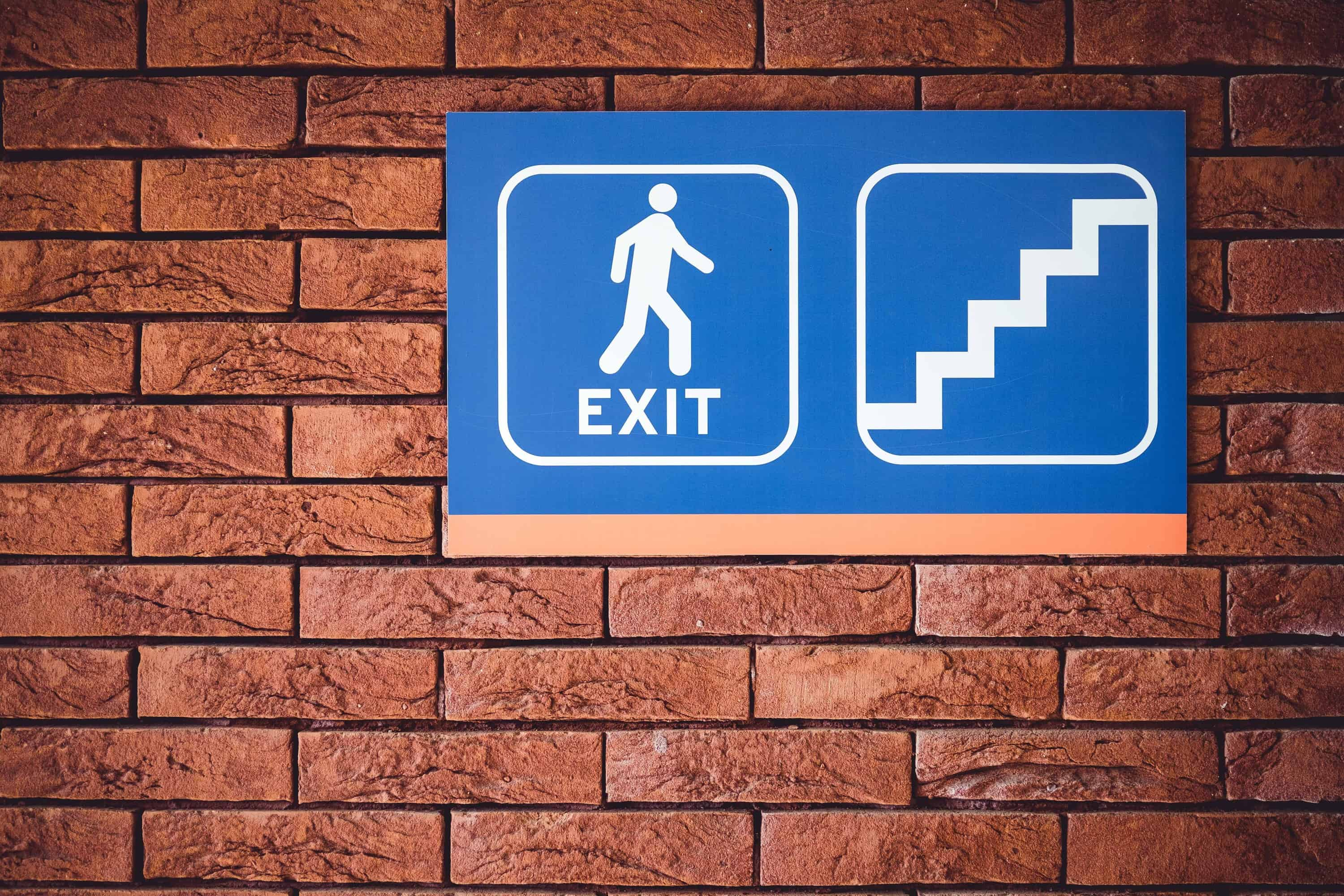 exit strategy for quitting your job
