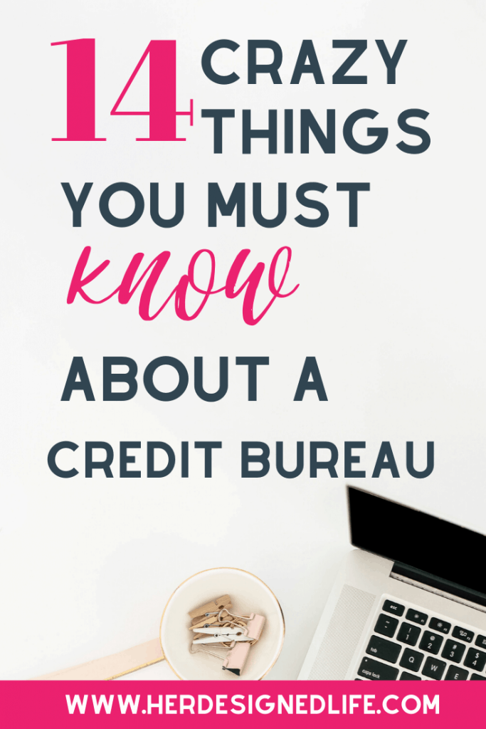 what is a credit bureau