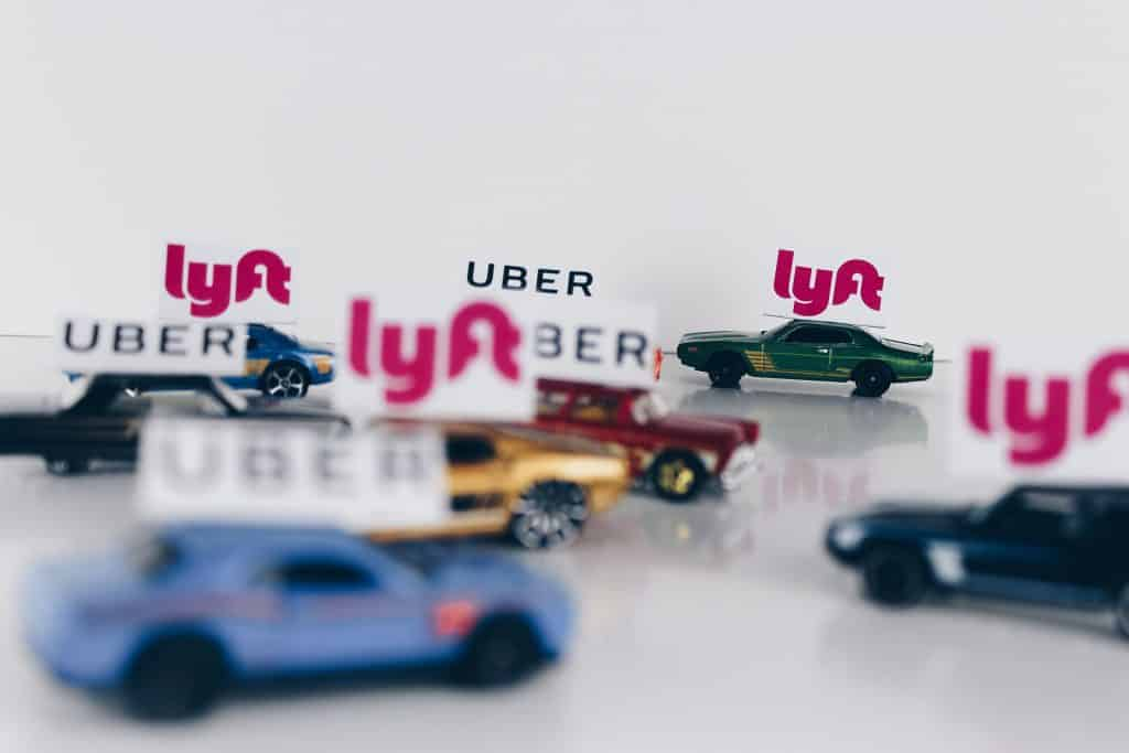 Uber and lyft side hustle