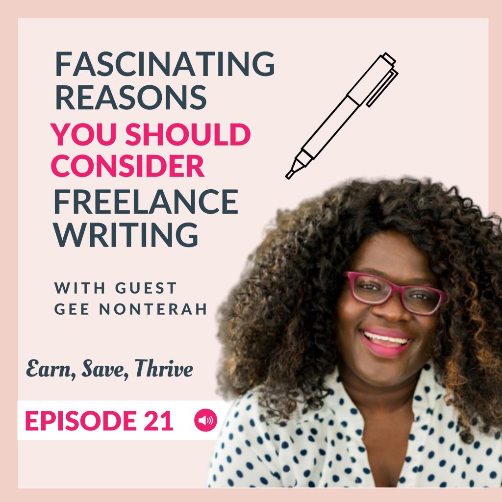 Gee Nonterah Freelance Writer