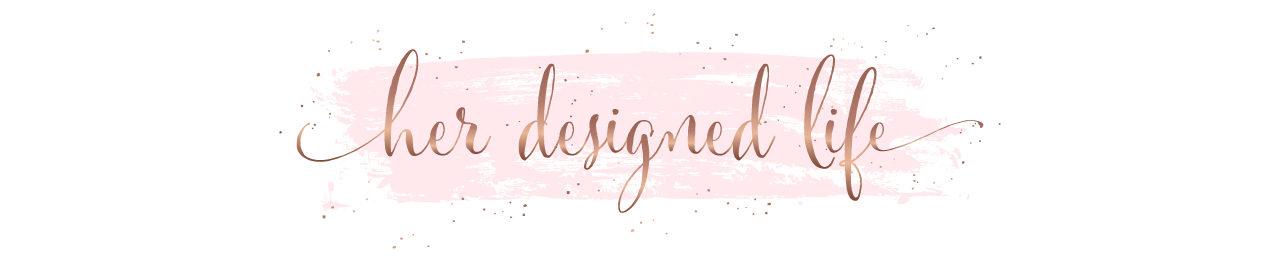 Logo for Her Designed Life
