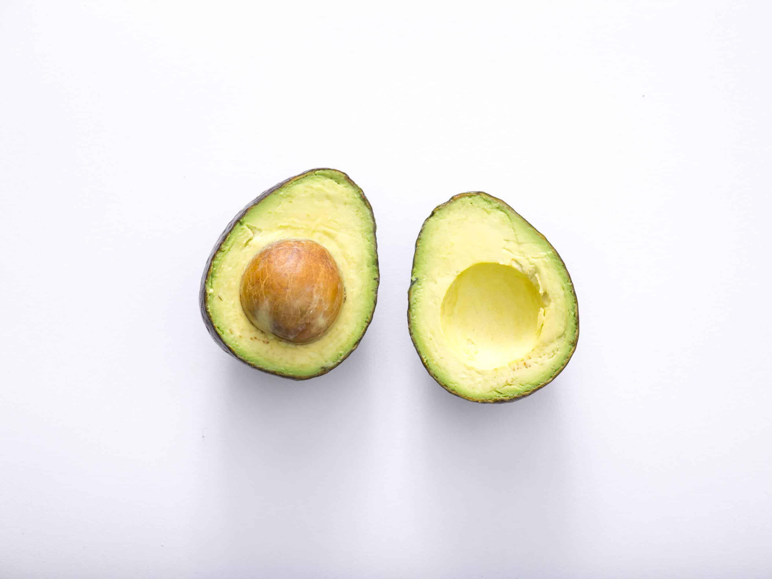 avocado keto snack